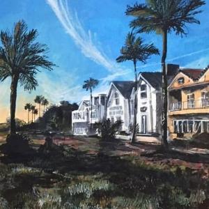 David Bowie Balboa Beach