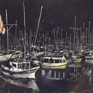 Yachts at Santa Barbara