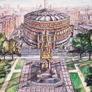 Albert Hall and Memorial 2004 - Sold to Nigel Khakoo
