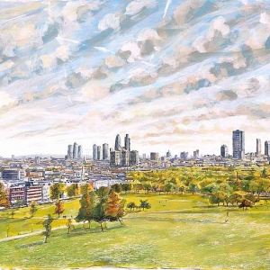 Primrose Hill 2004 - owned by Sarah Hewitt