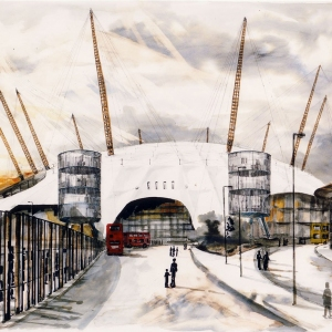 Millenium Dome 2 2000 - Owned by Martine Blake