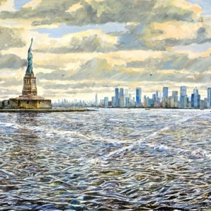 Statue Of Liberty - Owned by Steve Bremer