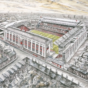 Highbury – Old Arsenal Football Ground