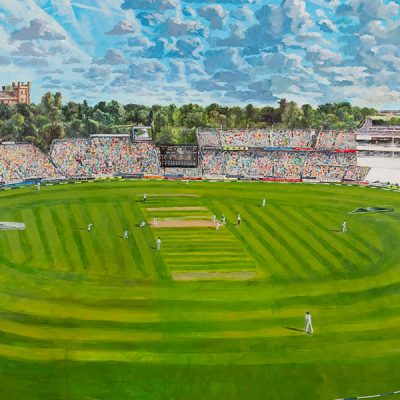 Fourth Ashes Test, Durham County Cricket Club, 2013