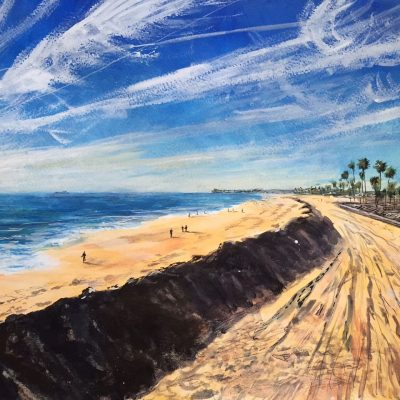Newport Beach Sky