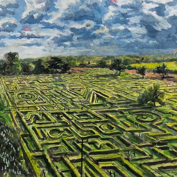 Buy David Downes Artworks