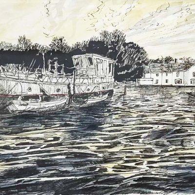 Butt & Oyster, Pin Mill