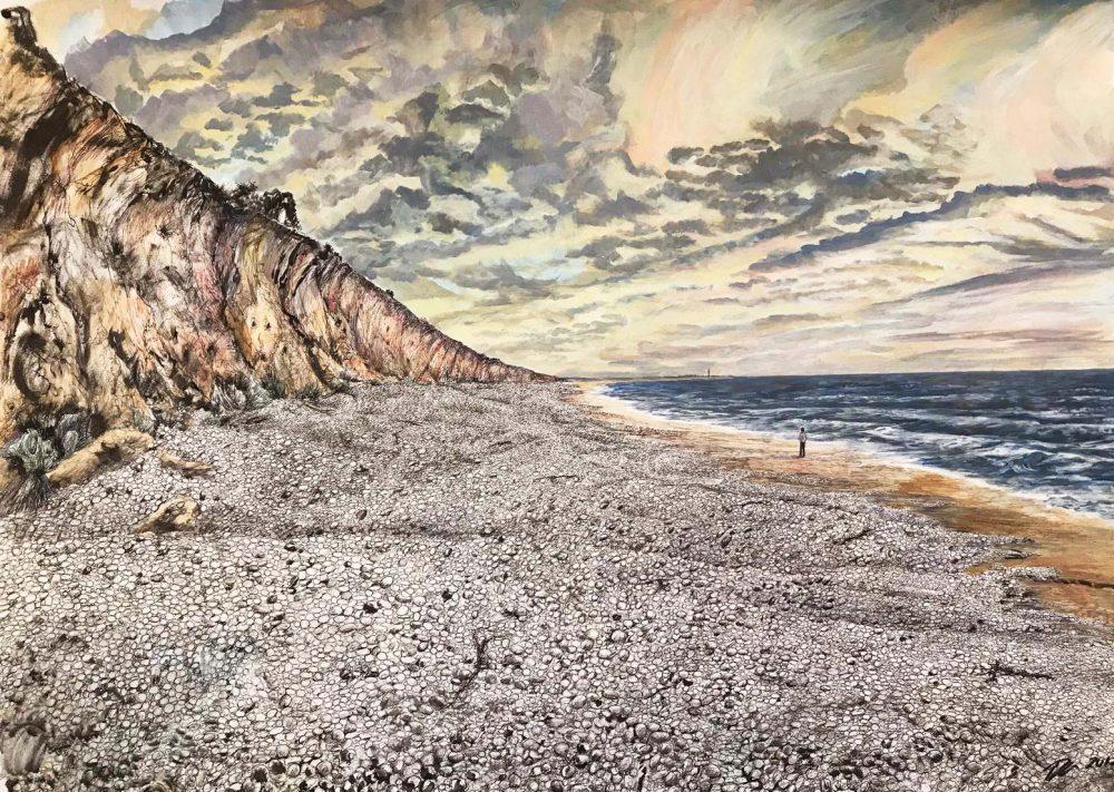 Dunwich Beach, Disordered Development